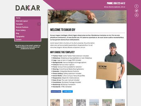Dakar DIY