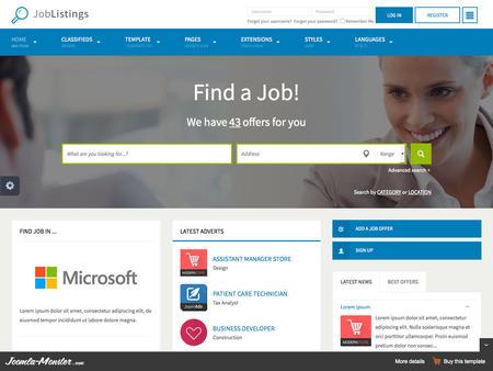 JM Job Listings