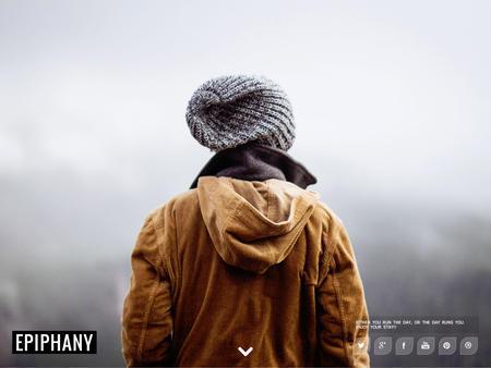 Joomlage - Epiphany