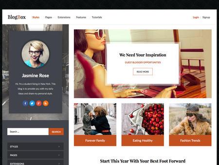 Shape5 BlogBox