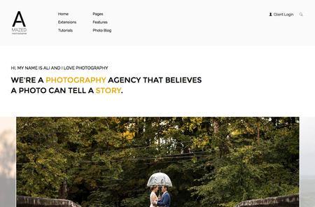 Amazed Photography