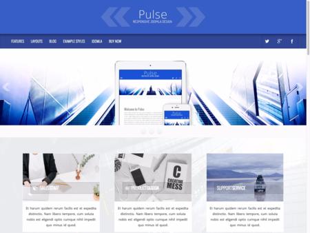Joomlage - Pulse