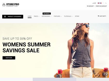 Store Pro - Shape5