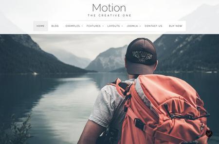 Joomlage - Motion