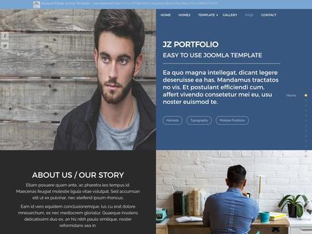 JZ Portfolio