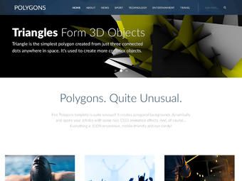 Hot Polygons