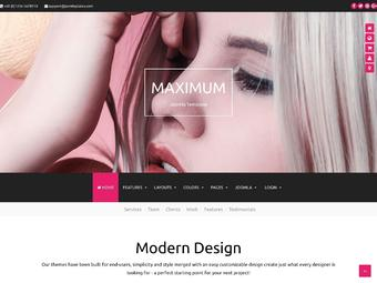 Best Of Joomla The 1 Joomla Templates Extensions Hosting