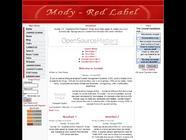 Mody Redlabel