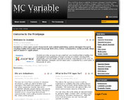 MC Variable