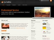 JA Iolite - A Multi-use Joomla template