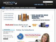 Hosticity - Joomla Hosting Template