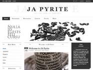 JA Pyrite