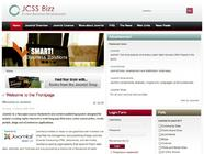 JCSS Bizz - Business Joomla Template