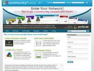 CommunityPraise - a JomSocial Template