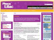 Phoca Lilac