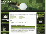 TechLine Golf Theme 01