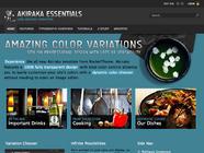Akiraka Essentials