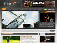 JA Opal - Joomla! Sports News Template