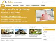 JA Raite - Basic yet elegant Joomla template