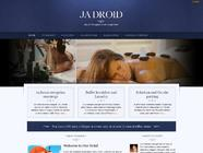 JA Droid - Hotel and accomodation Joomla template
