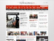 The World News II