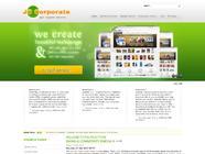 JC Corporate - Light Corporate web site