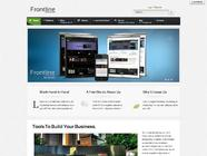 Frontline - A Clean Professional Joomla Template