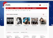 Music  Social Template