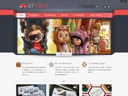 BT Folio template for Joomla 2.5