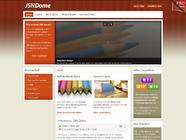 Joomla 2.5 template: JSN Dome v2.3.0