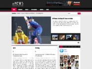 o News - Joomla News Responsive Template