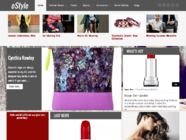 o Fashion - Joomla Modern News Responsive Template
