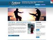 Toyko Warrier - Martial Arts