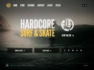 Hardcore Surf and Skate Shop