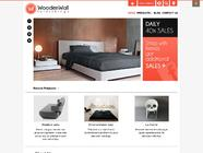 B2J Wooden Wall |  E-Commerce Template