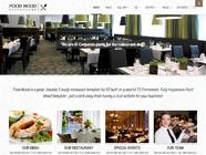 B2J Food Mood |  Restaurant & Hospitality Template