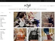 inStyle - eCommerce theme