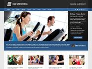 Equip Sports Fitness Theme