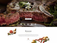 Steak House - Restaurant Joomla Theme