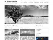 Plain Design