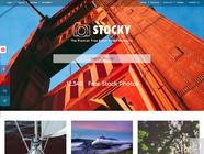 Stocky