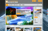 Photography - Travel Joomla! Template