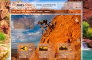 Bikes - Sport Joomla! Template