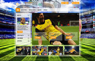 SoccerSession - Sport Joomla! Template