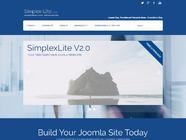 Joomlage - SimplexLite free
