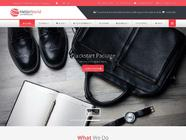 Hello World - Joomla template