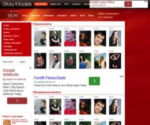 Actors Database Glory Mod