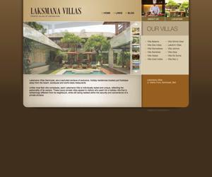 Laksmana Villas Bali