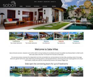 Saba Bali Villas