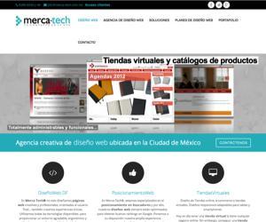 Dise�o Web - Merca-Tech